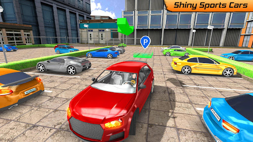 Car Parking Driver 3D 1.0 screenshots 1