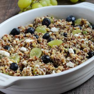 Gluten-Free Summer Quinoa Salad Recipe
