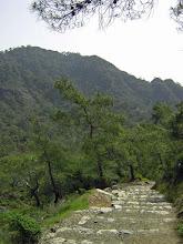 Photo: Climb to Chimera by the Lycian Way .......... Over de Lycische Weg naar de Chimera.