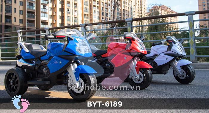 Xe mô tô điện 3 bánh BYT-6189 1