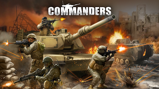 Commanders screenshot 1