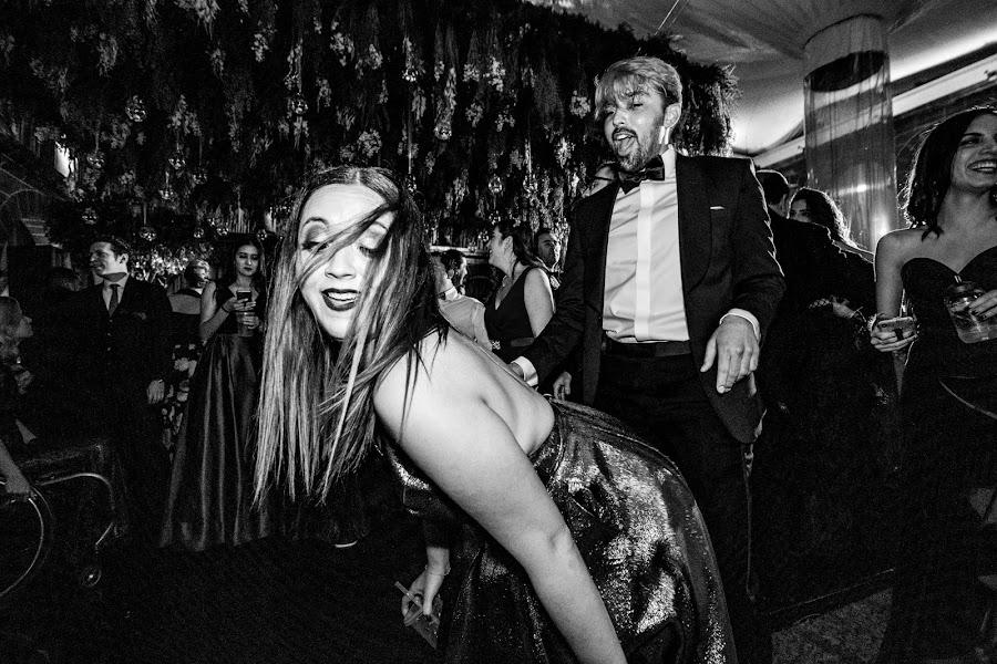 Bryllupsfotograf Jorge Pastrana (jorgepastrana). Bilde av 01.02.2019