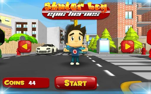Skater Boy Epic Heroes 1.4 screenshots 1