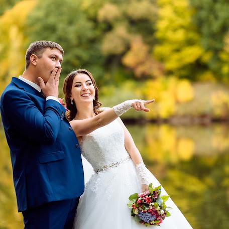Свадебный фотограф Дмитрий Малафеев (Marksman). Фотография от 11.10.2017