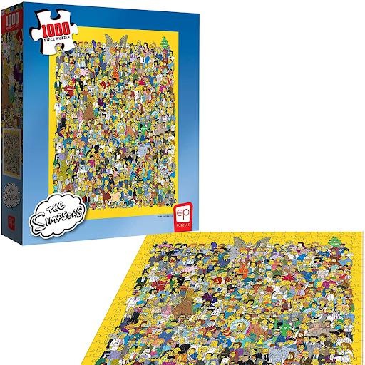 Simpsons (1000pc)