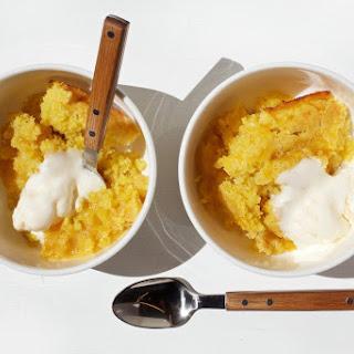 Creamsicle Pudding Cake