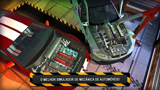 Car Mechanic Job: Simulator Screenshot