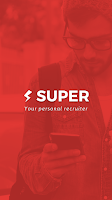 Screenshot of Super -Your Personal Recruiter