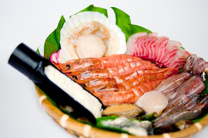 或是想吃個溫暖、天然鮮甜的海鮮鍋呢?