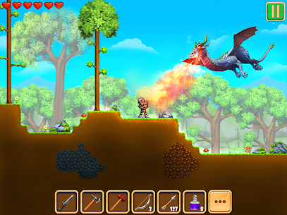 Adventaria: 2D World of Craft & Mining App Download For Android and iPhone 9