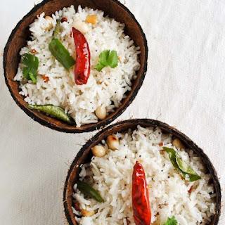 Coconut Rice / Thengai Sadam