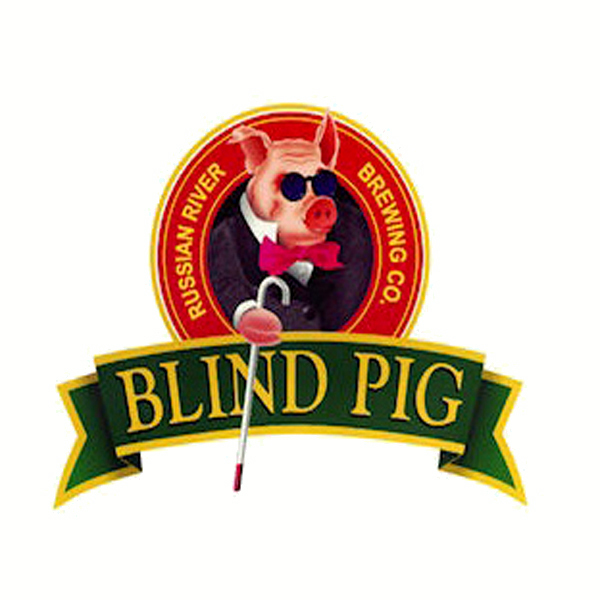 Logo of Russian River Blind Pig