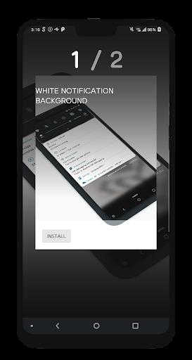 UX8] Dark Theme for LG G8 V50 V40 Pie 1 0 Apk Download - com