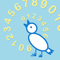 Suji yonde -Read the numbers- icon