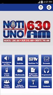 NotiUno 630 - screenshot thumbnail
