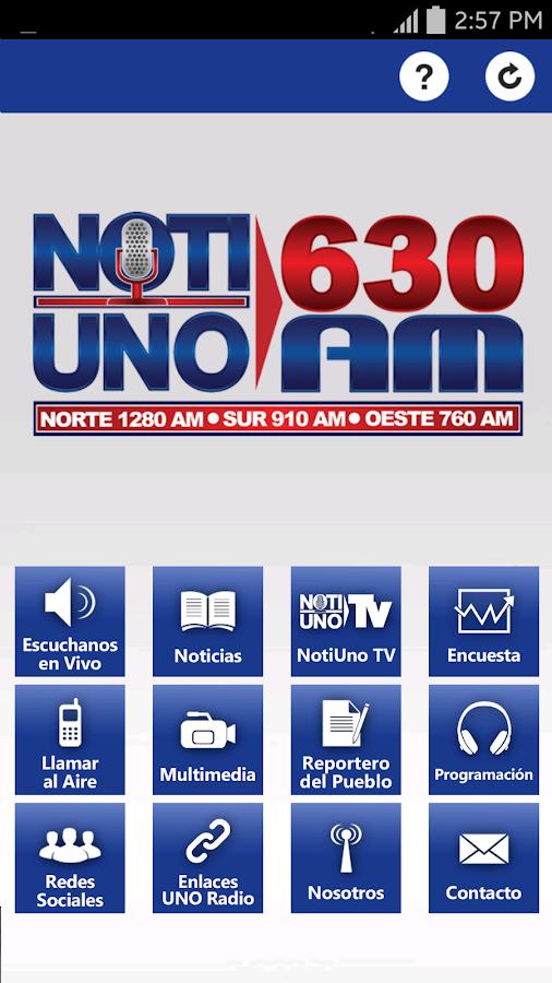 NotiUno 630 - screenshot