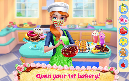 My Bakery Empire - Bake, Decorate & Serve Cakes 1.1.5 screenshots 1