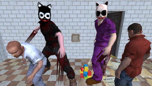 Evil Cat Boy : Escape Scary & Creepy Horror Game 0.5 screenshots 1