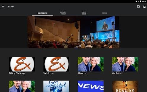 Experience Church.tv- screenshot thumbnail