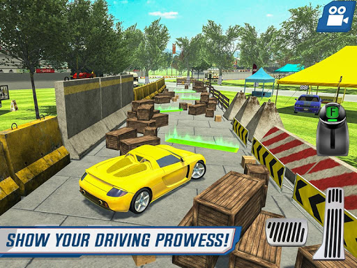 Parking Masters: Supercar Driver  screenshots 9