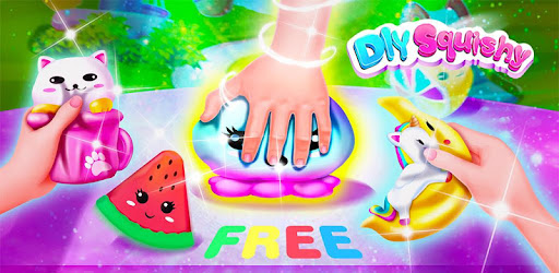 Diy Squishy Slime Maker Girls Game Aplikasi Di Google Play