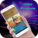 Video Ringtone for Incoming Call icon
