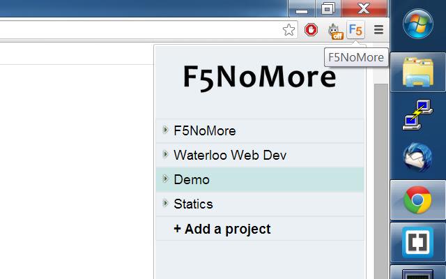 F5NoMore