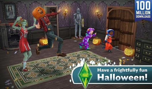 The Sims FreePlay- screenshot thumbnail