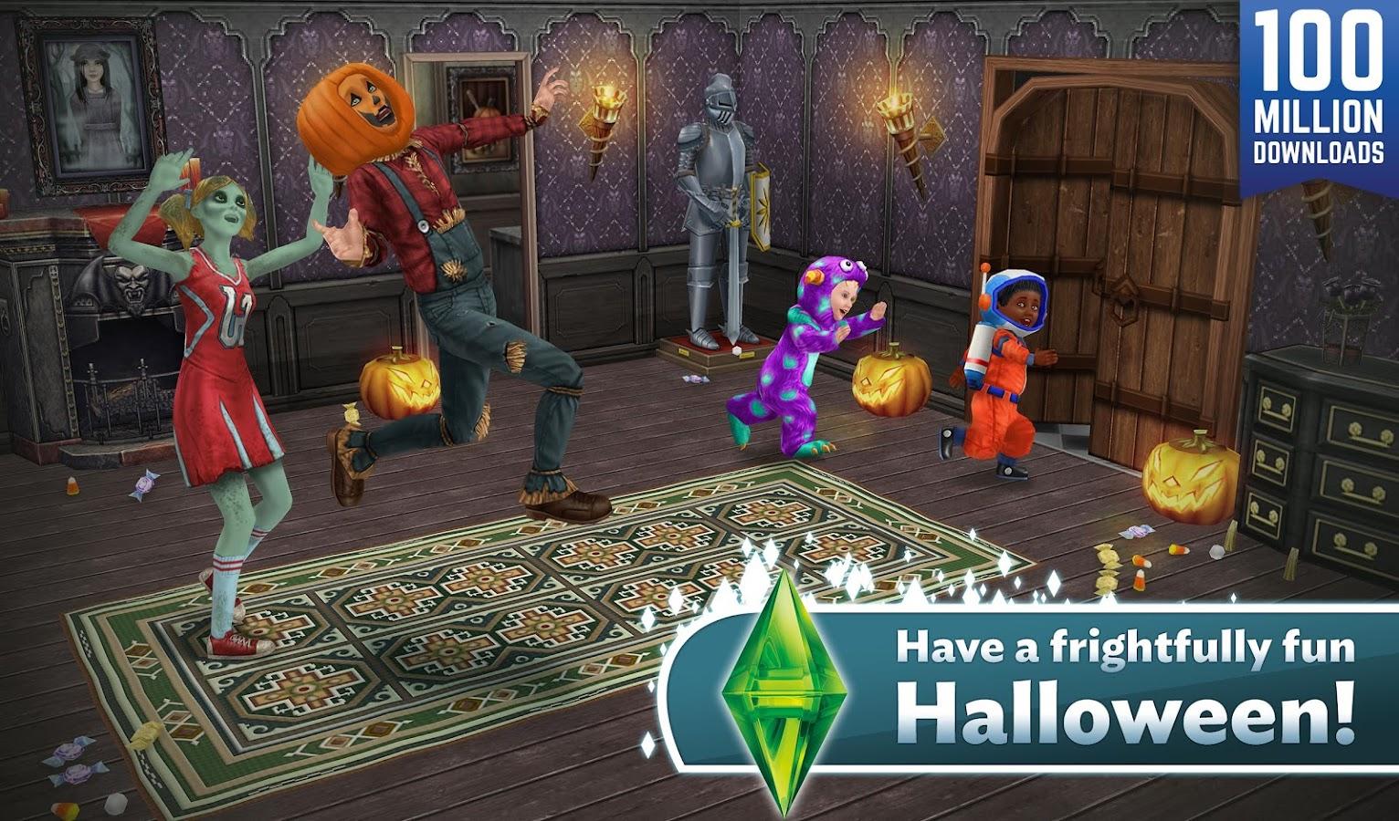 The Sims FreePlay- screenshot