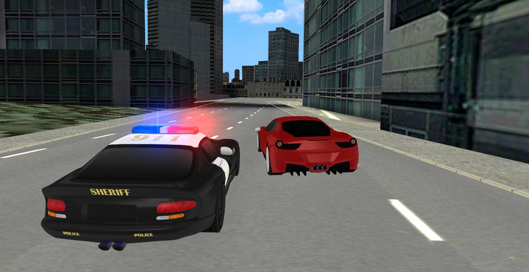 Police vs Robbers- screenshot