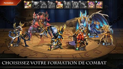 Télécharger Gratuit Trials of Heroes: L'Épreuve des Héros mod apk screenshots 5