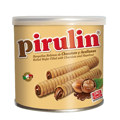chocolate pirulin lata 190gr