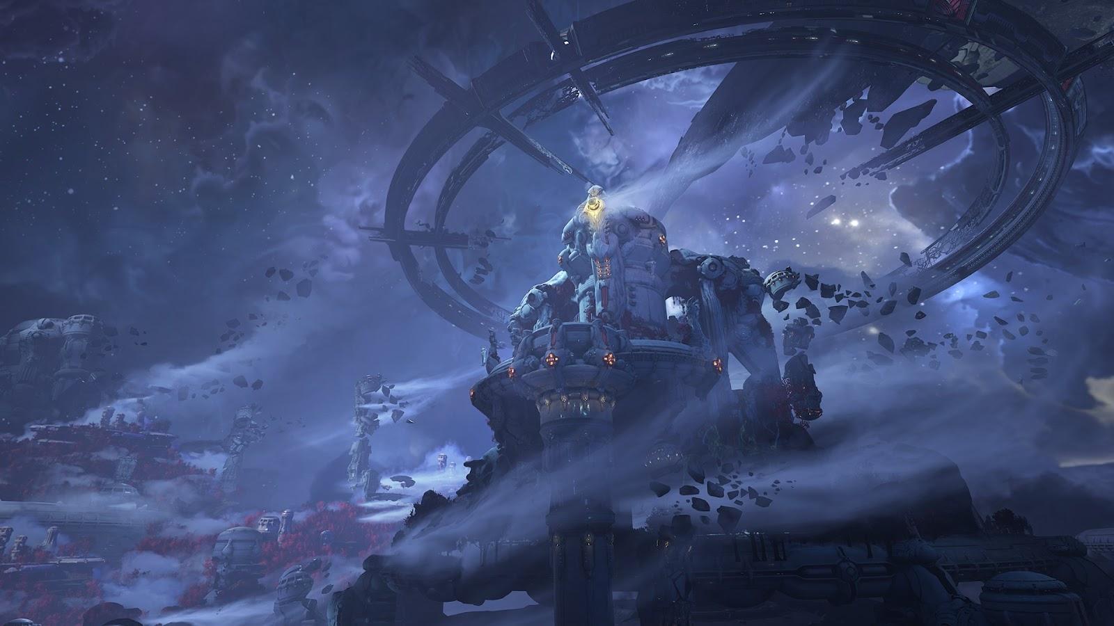 Doom Eternal primo importante aggiornamento porta diversi miglioramenti nel gameplay