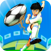Anime Manga Soccer - Goal Scorer Football Captain