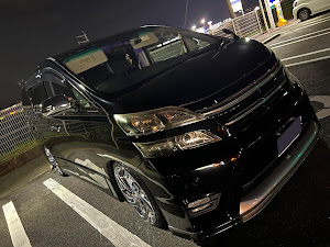 ヴェルファイア ANH20Wのカスタム事例画像 ゆぅか🌺九州⁂ヴェルさんの2021年10月18日00:31の投稿