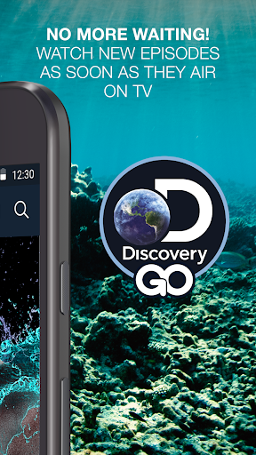 Discovery GO screenshot