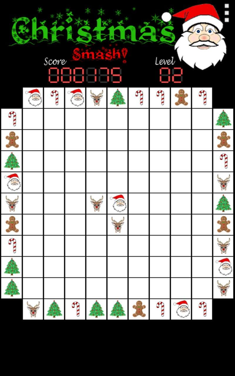 Скриншот Christmas Smash!
