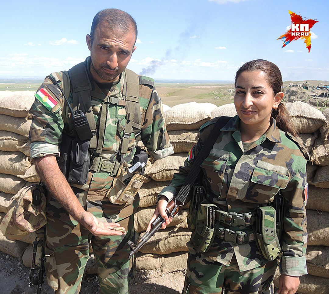 Семейная пара бойцов Хало (сапер, потерявший руку) и его жена Зора последние патроны приготовили для себя. Фото: Дарья АСЛАМОВА