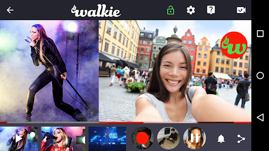walkie – free live video screenshot 5
