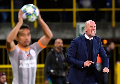 """Philippe Clement: """"Anderlecht est chaque fois la meilleure équipe sur le terrain"""""""