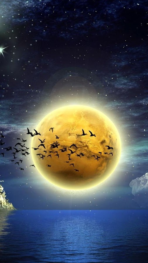 Moon Wallpapers HD Android Apps on Google Play