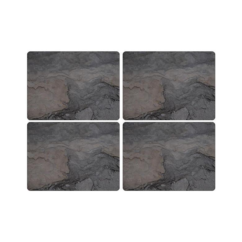 Midnight Slate Bordsunderlägg 4-pack