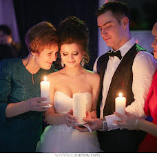 Wedding photographer Andrey Gurev (guriew). Photo of 08.04.2017