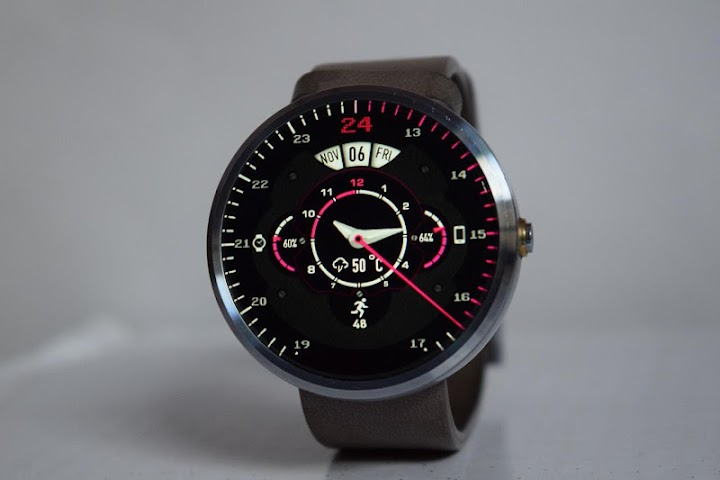 android Phroton Interactive Watch Face Screenshot 23