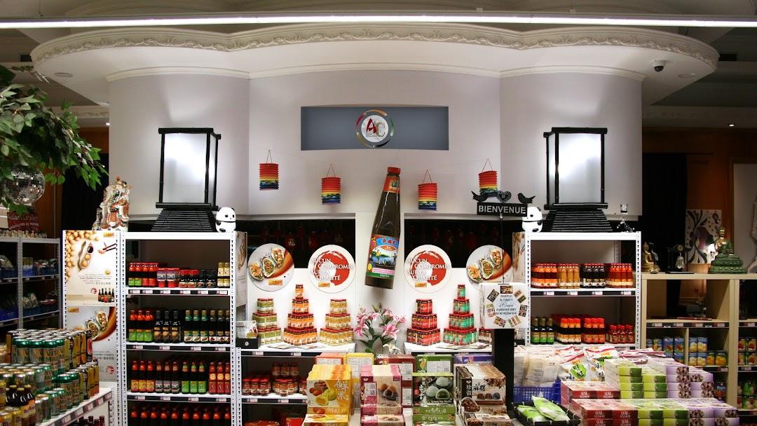 asian et caraibes supermarche exotique