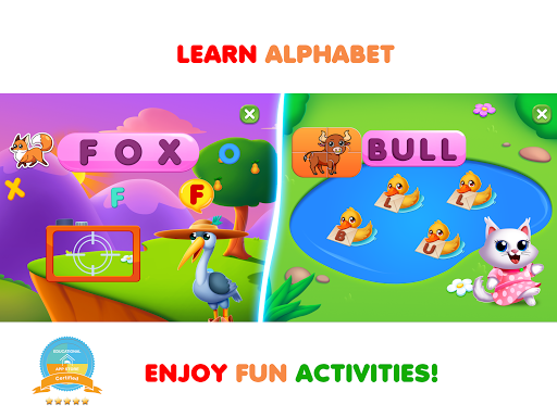 Toddler Learning Games Smart Shapes And Colors  screenshots 11