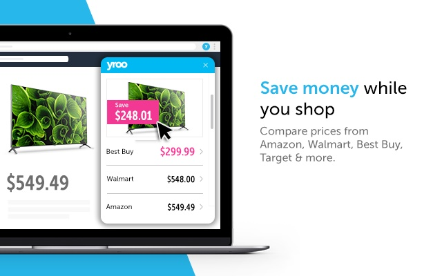 Yroo - Price Comparison and Price Tracker