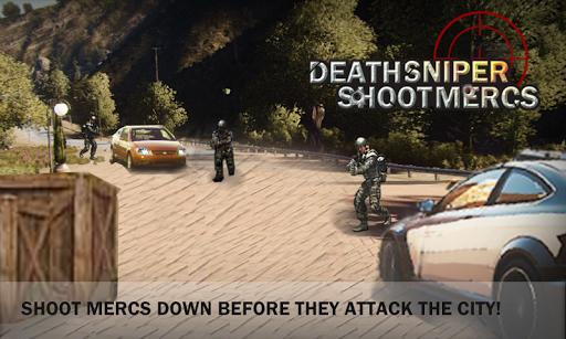Death Sniper: Shoot Mercs