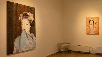 Photo: Galerie 30Works; Sushi Connection; Solo Show MITTENIMWALD; Geisha Meiko & Saki