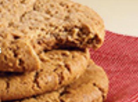 Chewy Gingerbread Cookies Recipe
